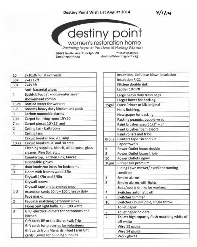 Wish List 8-1-14 B 001